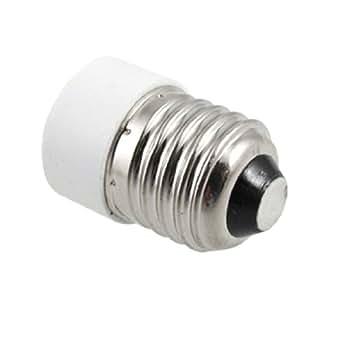 6-unidades SmartDealsPro E27 A E14 LED luz embellecedor para aplique de lámpara Bombilla adaptador cambiador de llave de vaso de: Amazon.es: Iluminación