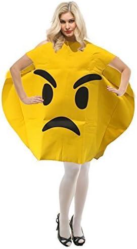 FDC Emoji - Disfraz de Emoticono: Amazon.es: Productos para mascotas