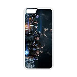 Mass Effect 3 iphone 6s 4.7 Inch Cell Phone Case White present pp001_7918899