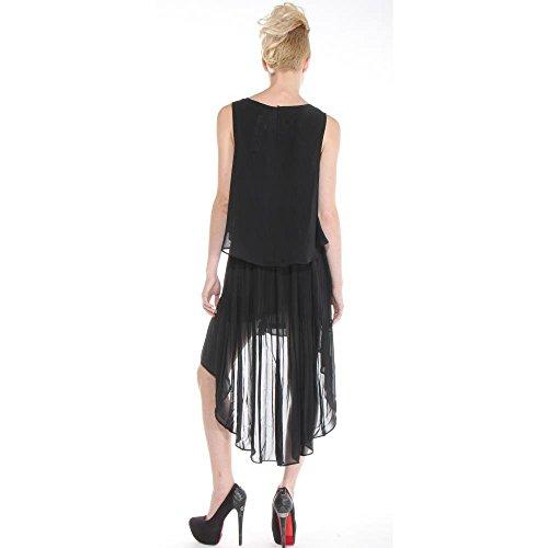 Fashion Dress Kleider Damen KD4413 Kleid Katia 8OAnTW6qT