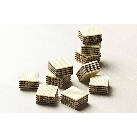 Amazon.com: Gastone Lago Party Wafers Chocolate Cream Filling 8.82 oz, 250g (Pack of 2) (Chocolate, 2-Pack)