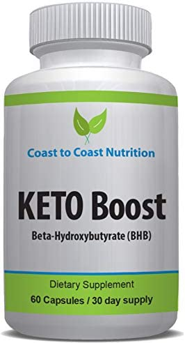 Advanced Keto Diet Pills Healthy Weight Loss Supplement to Burn Fat Boost Energy and Increase Metabolism Betahydroxybutyrate Go BHB Salts Ketogenic Weightloss Capsules 800 MG 60 Capsules