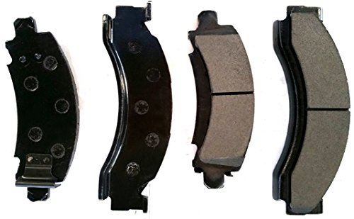 PROFORCE SMD149 Semi Metallic Disc Brake Pads Set (Both Left and Right) (Front or Rear)