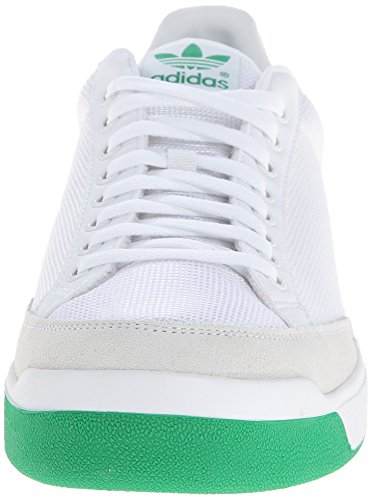adidas Originals Mens Rod Laver Sneaker White/White/Fairway 9UwdA