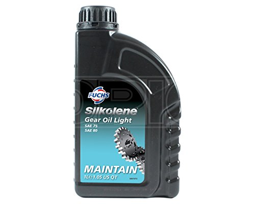 Silkolene Silk Light Gear Oil 1Lt (Silkolene Gear Oil)