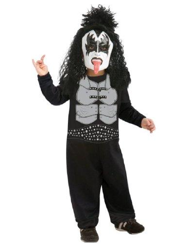 Tiny Tikes Demon Costume - (Gene Simmons Halloween)