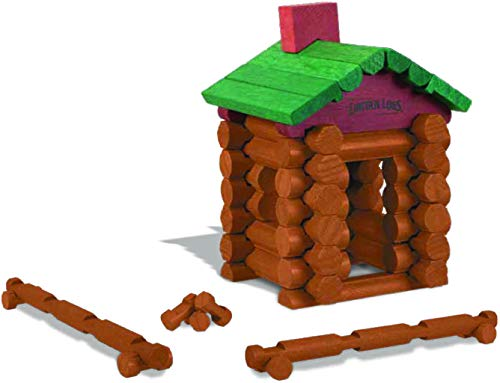 Worlds Smallest Lincoln Logs from Worlds Smallest
