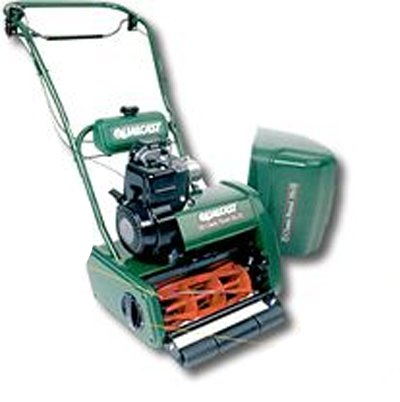 Qualcast Classic Petrol 35S Petrol Cylinder Lawnmower (discontinued by manufacturer)