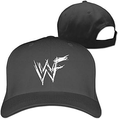 maneg wwf-logo1. png ajustable caza Peak gorro y Cap, Negro ...