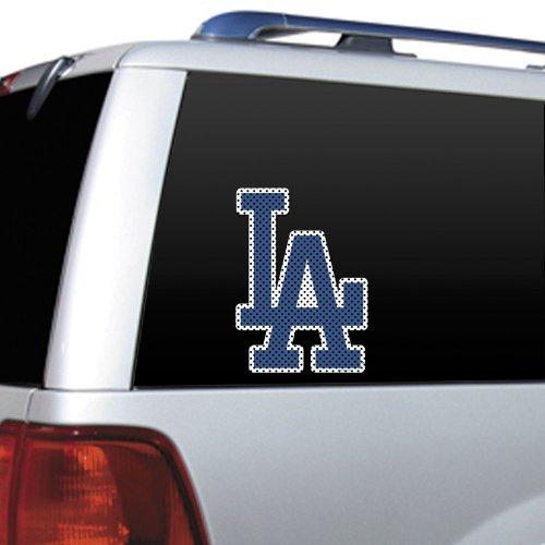 MLB Los Angeles Dodgers Die Cut Window Film