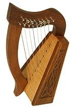 Lily Harp TM, 8 Strings, Knotwork