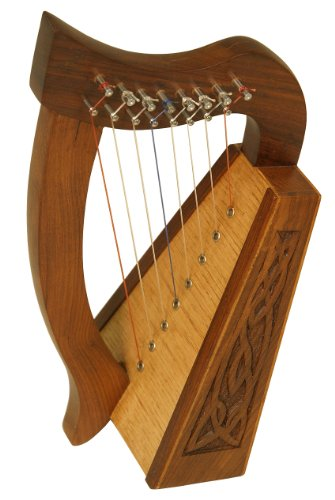 lily-harp-tm-8-strings-knotwork