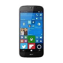 Acer Liquid Jade Primo 32GB Dual-SIM 4G/LTE Smartphone (Black) - International Version with No Warranty