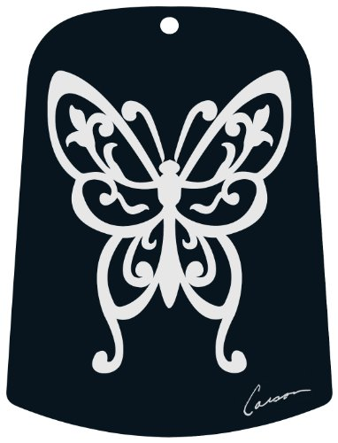 Carson Home Accents Butterfly Chime, Sail -