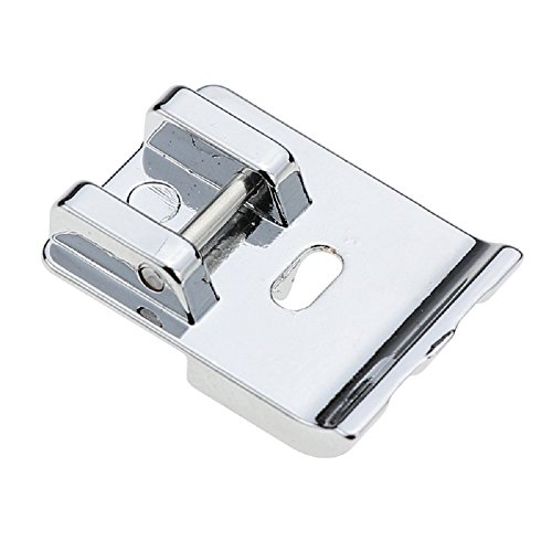 TFBOY Piping Sewing Machine Presser Foot - Fits All Low Shank Snap-On Singer, Brother, Babylock, Euro-Pro, Janome, Kenmore, White, Juki, New Home, Simplicity, Elna and More!
