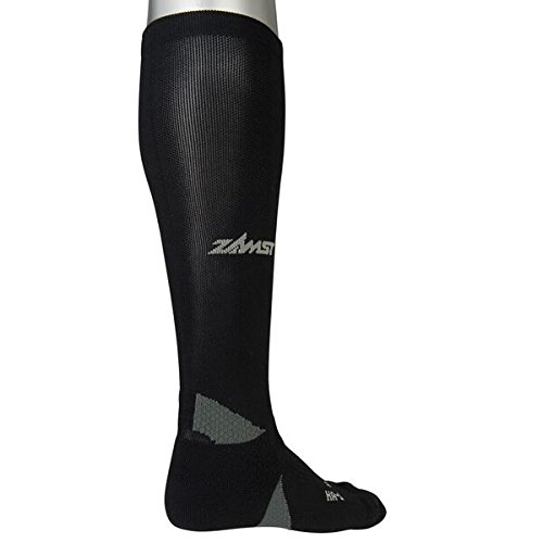 Zamst HA-1 Compression Socks, Black, Medium by Zamst