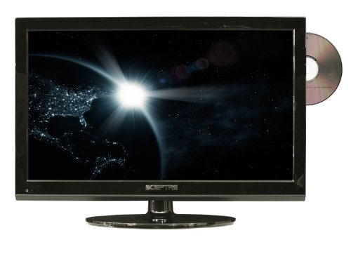 Sceptre E246BD-FHD 23.6-Inches 1080p TV Combo - Black