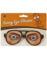Novelty Joke Eye Glases