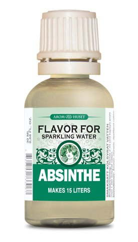 Aromhuset 30ml (15L) Sugar Free Sparkling Water Flavor - Absinthe