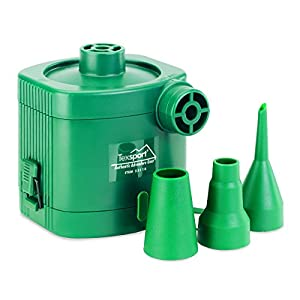 Texsport Battery Powered Air Pump for Recreational Inflatables