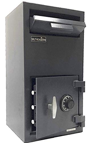 Southeastern Cash Drop Depository Safe with UL Listed Mechanical Combination Lock by Southeastern (Image #3)