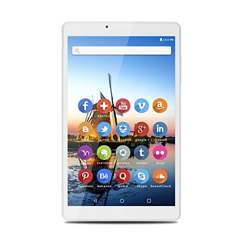 AOSON 10.1 Inch Android Tablet 7.0 Nougat Quad Core  1280x80