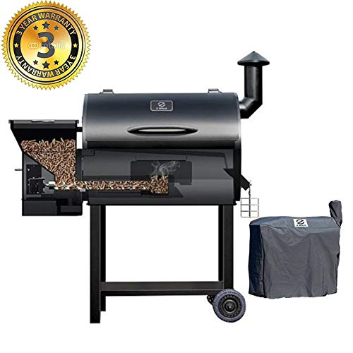 wood pellet smoker 1 electric