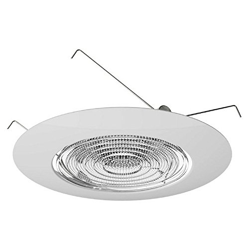 Lens Recessed Light Shower Trim (Four Bros Lighting FLP 6