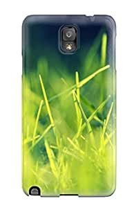 New Galaxy Note 3 Case Cover Casing(amazing Beautiful Grass Android )