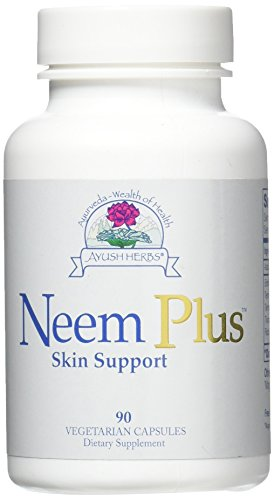 Plus Vet 90 Tabs (Ayush Herbs - Neem Plus Vet 90 tabs)
