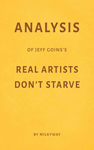 Analysis of Jeff Goinss Real Artists Dont Starve