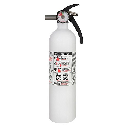 Fire Kidde Extinguisher Abc (21008634 Kidde 10-B:C Auto/Marine Fire Extinguisher. New METAL VALVE)