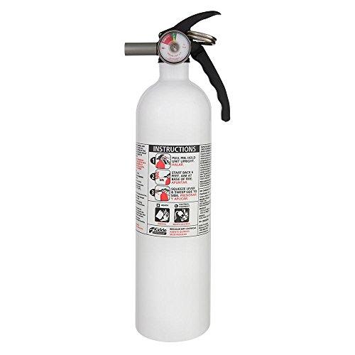 21008634 Kidde 10-B:C Auto/Marine Fire Extinguisher. New METAL VALVE - Kidde Fire Extinguisher
