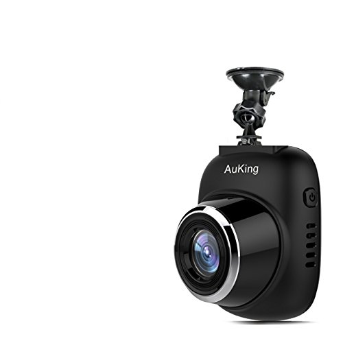 Navitech In Car Dash Cam / Camera Suction Cup Mount Holder for the AuKing S3