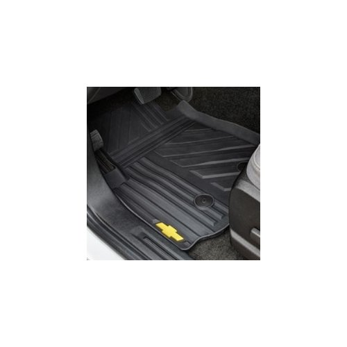 Gm Front Mat - Genuine Gm Colorado Canyon Front Premium All Weather Floor Mats 22968487