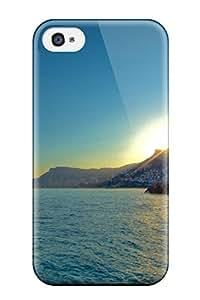 Hot FaprMTx16659JXTPB Coastline Tpu Case Cover Compatible With Iphone 4/4s wangjiang maoyi