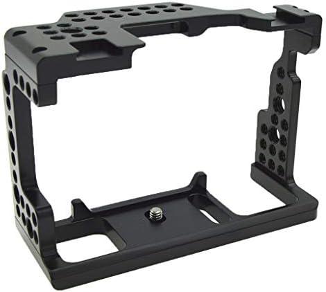 FLAMEER CNCアルミニウム カメラケージ Sony A7III A7RIII A7MIII適用 スタビライザ マウントキ