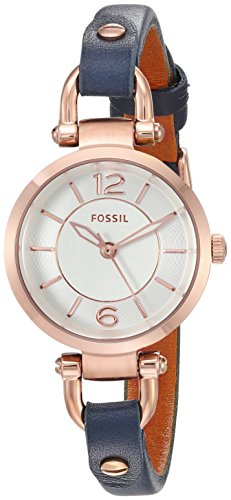 fossil blue watch women - 8