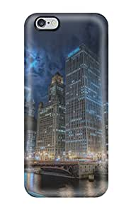 Case Cover Protector For Iphone 6 Plus Chicago City Case