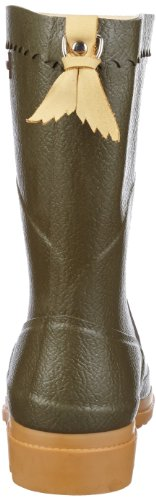 Work Kaki Green Bison Aigle Men's Wellingtons qwgZZ7