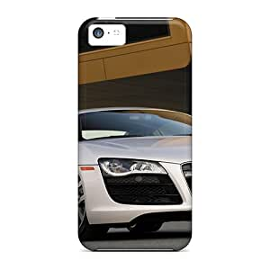 Iphone High Quality Tpu Case/ 2010 Audi R8 V10 2 Case Cover For Iphone 5c