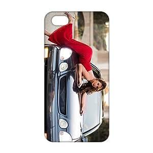 Sexy Melyssa Grace 3D Phone Case for iPhone 5s wangjiang maoyi by lolosakes