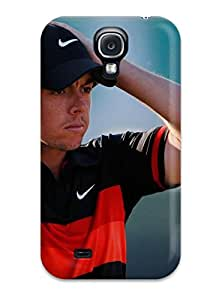 For Galaxy S4 Fashion Design Golfer Rory Mcilroy Case-STlDSEu2315ySnwy