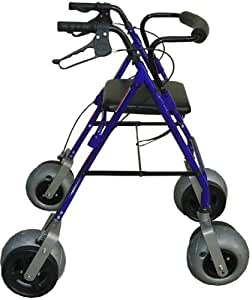 Beach walker aluminium all terrain beach sand for Mobility walker