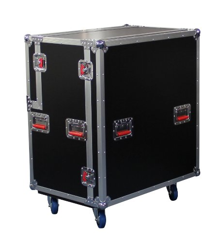 Gator Tour Series G-TOUR CAB412 Tour Style Guitar Cabinet Transporter Amplifier Case by Gator
