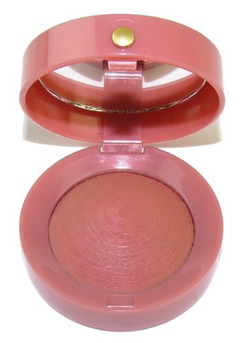 BOURJOIS Pastel Joues Blusher - 55 Rose Aerien (Ounce Lip Polish 0.08)