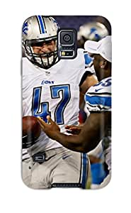 2771729K464038093 detroit lions NFL Sports & Colleges newest Samsung Galaxy S5 cases