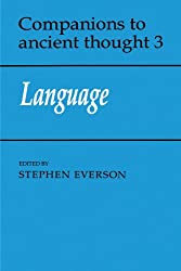 Language (Companions to Ancient Thought)