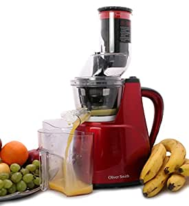 Top 3 Best Vertical Cold Press Slow Juicers : Amazon.com: Oliver Smith - 3