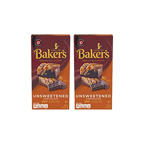 Baker's Unsweetened Baking Chocolate